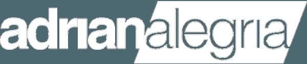 AdrianAlegria Logo